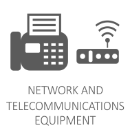 Network and telecommunications equipment