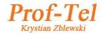 Prof-Tel Krystian Zblewski logo