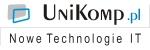 UniKomp Adam Blankenstein logo