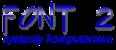 FONT 2 Piotr Cerkiewnik Sp. j. logo