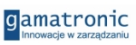 GAMATRONIC logo