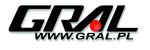 GRAL - Sklep Tczew  logo