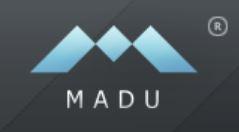 MADU SC spółka z ograniczoną odpowiedzialnością  spółka komandytowa  logo