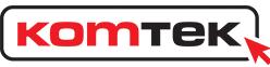 KOMTEK Konrad Wajda logo