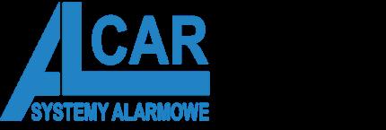 ALCAR Systemy Alarmowe Janusz Groński logo
