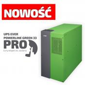 UPS EVER POWERLINE GREEN 10-33 PRO